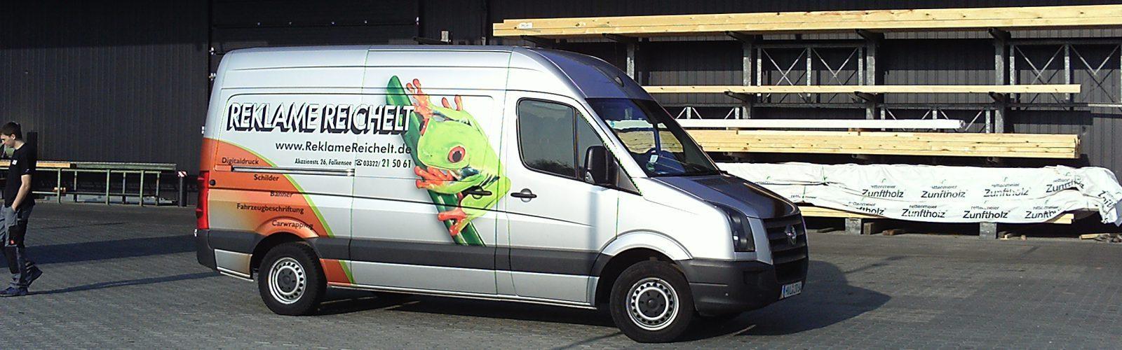 Reklame Reichelt
